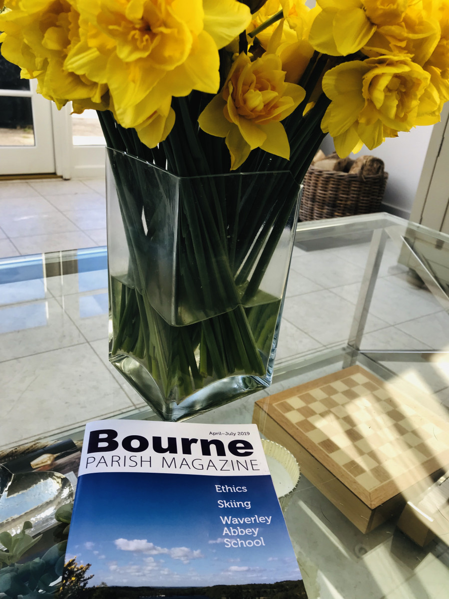 Bourne Parish Magazine