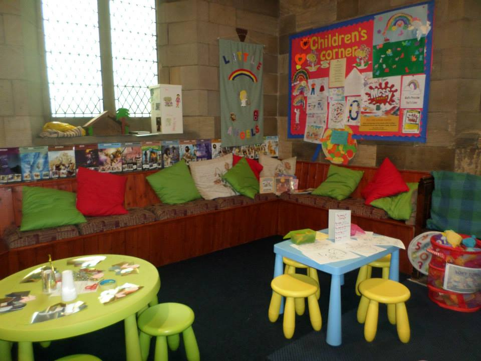 childrens corner