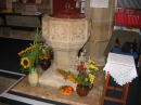 Click here to view the 'Harvest festival 25 Sep 2011' album