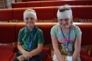 Learning about bandaging
