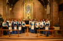 Choir for carol service