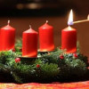Open 'Advent Sunday Candle Service'