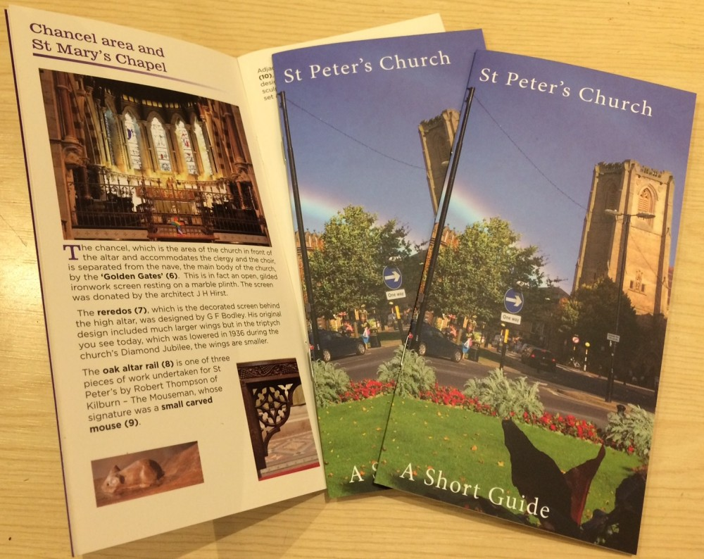 Short Guide to St Peter's Church