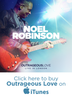 Click here to purchase your copy of Noel Robinson's latest album