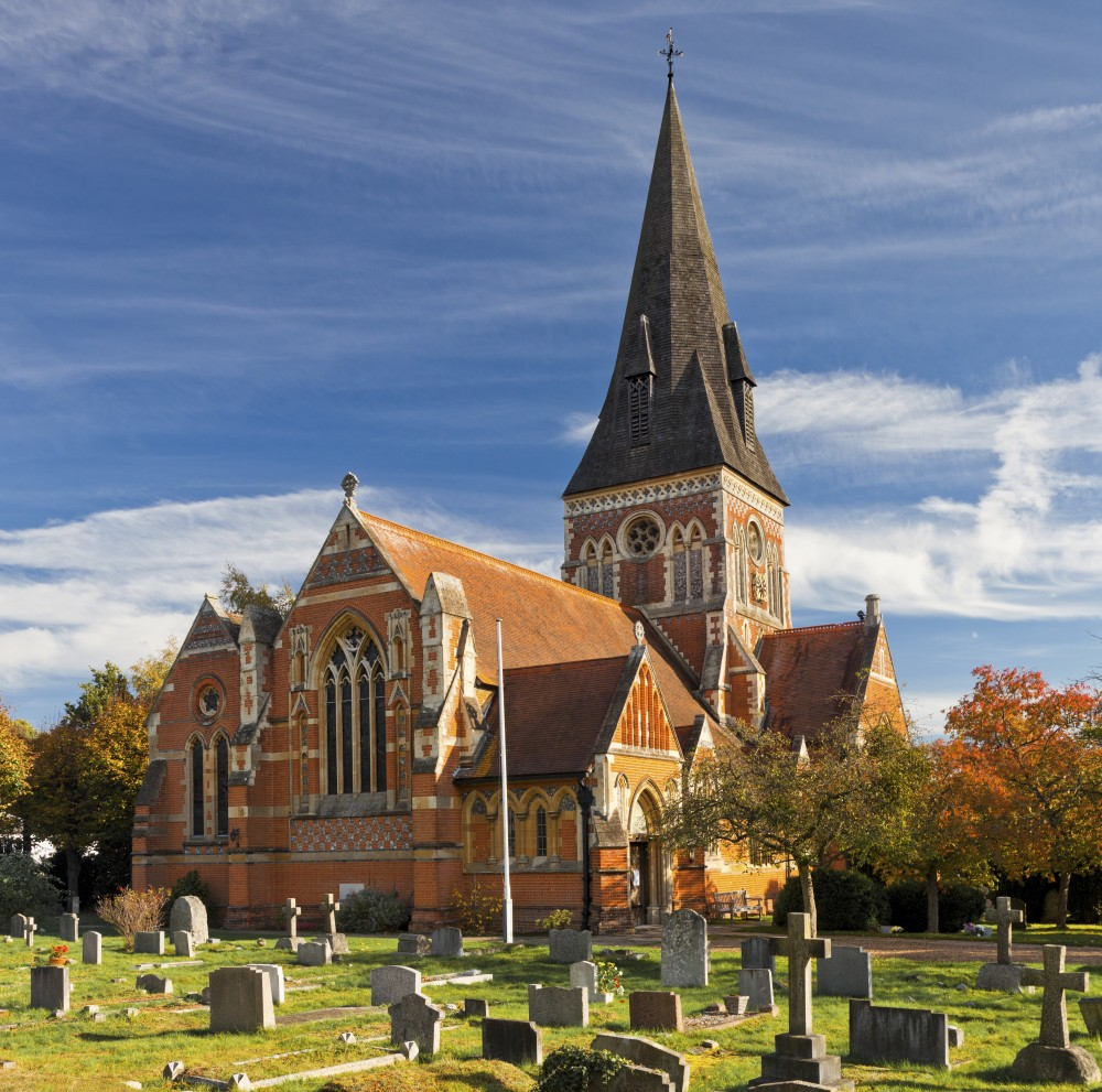 Holy Trinity Sunningdale | Our History