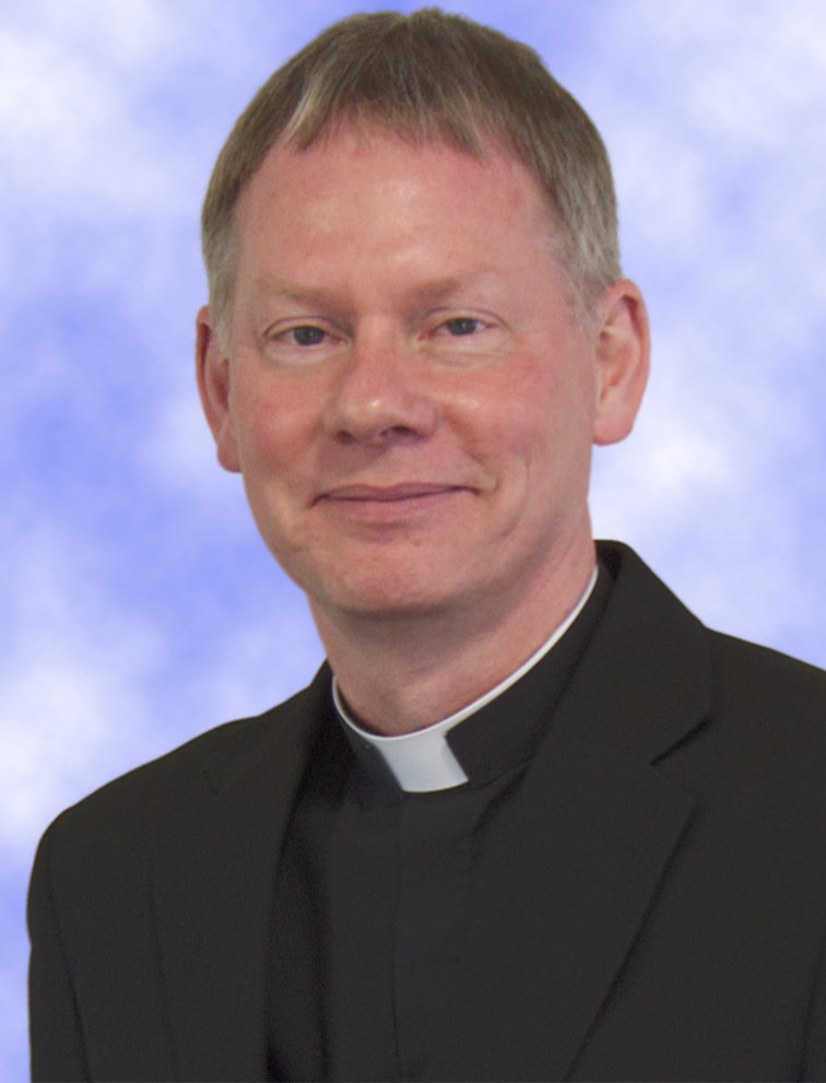 Rector - Canon John Williams