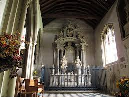 Clayton Memorial Cawarden Tomb List of Rectors – St Mary the ...