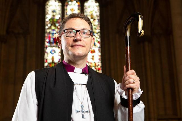 Open New Bishop of Berwick consecrated at York Minster
