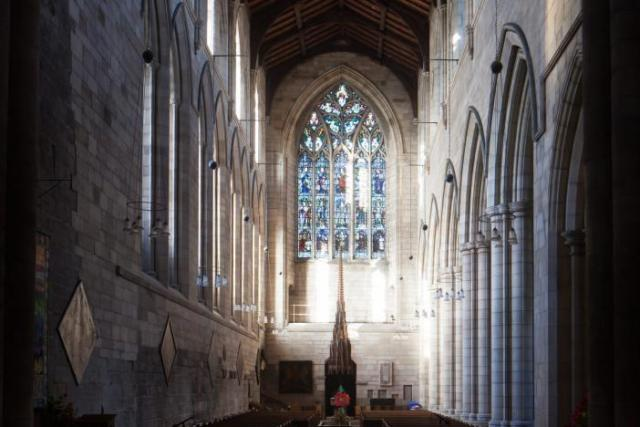 Open Hexham Abbey wins grant for repairs to 1,300 year old Saxon Crypt