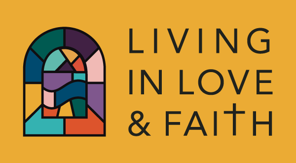 Living in Love and Faith logo