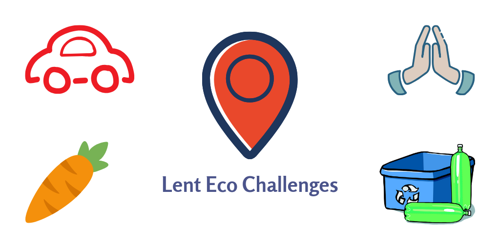 Open Make an Eco Commitment for Lent