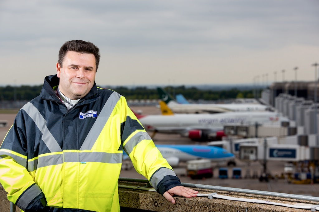 Manchester Airport Coordinating Chaplain at the airport