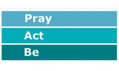 Open Pray, Act, Be: February 2021