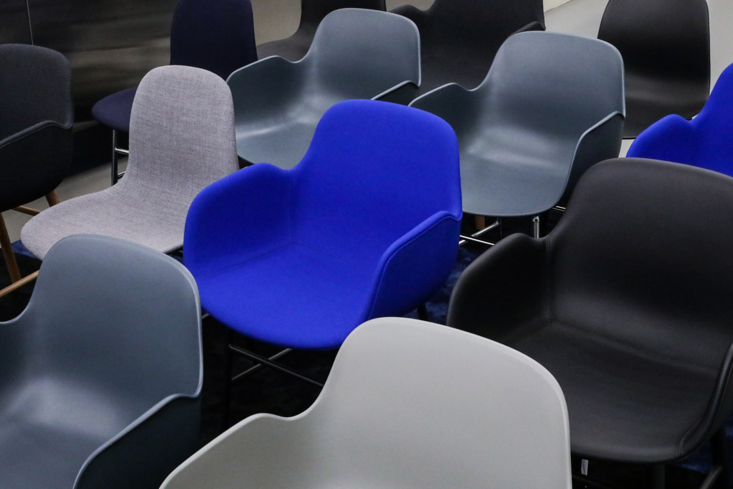 Image of a group of chairs