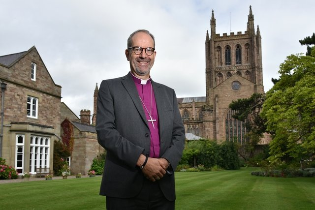 Open Bishop Richard's Weekly video Message - Transcript 15/10/2020