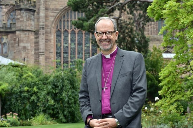Open Bishop Richard's Weekly video Message - Transcript 17/09/2020
