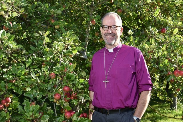 Open Bishop Richard's Weekly video Message - Transcript 31/09/2020
