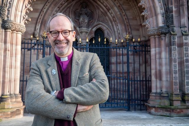 Open  Bishop Richard's Weekly Video Message - Transcript 29/04/21