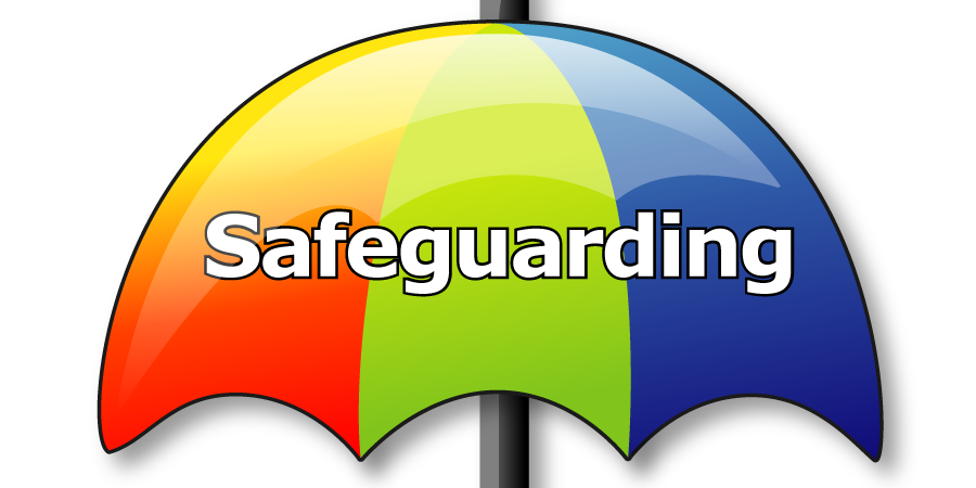 Safeguarding Umbrella Logo
