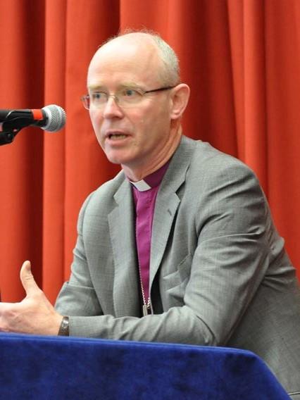 Bishop James