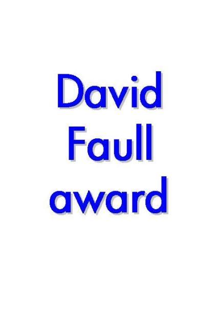 David Faull Award
