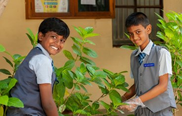 Open Church of South India - Green Schools