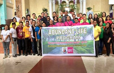 Open The Iglesia Filipina Indeppendiente : Abundant Life